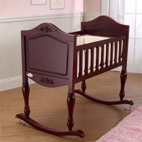 Baby Cradles Wooden Rocking Chairs