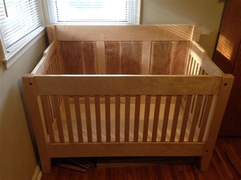 Baby Crib Fine Woodworking Designs