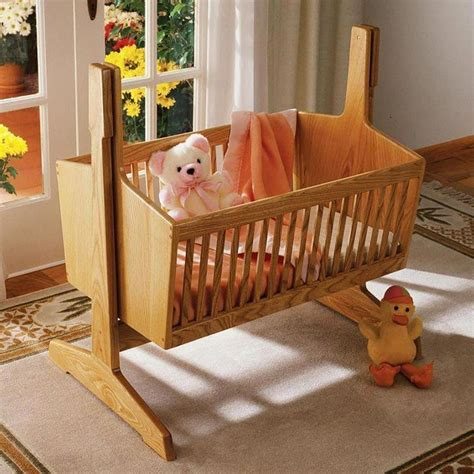 Baby Crib Simple Wood Projects