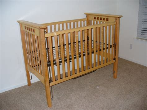 Baby Crib Woodworking Plans And Vids