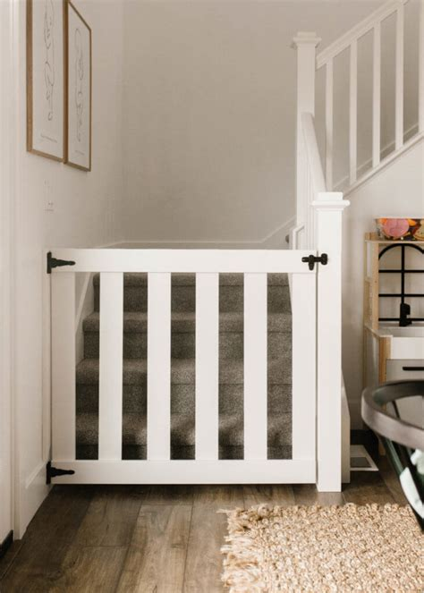 Baby Gate Wood Diy Ideas