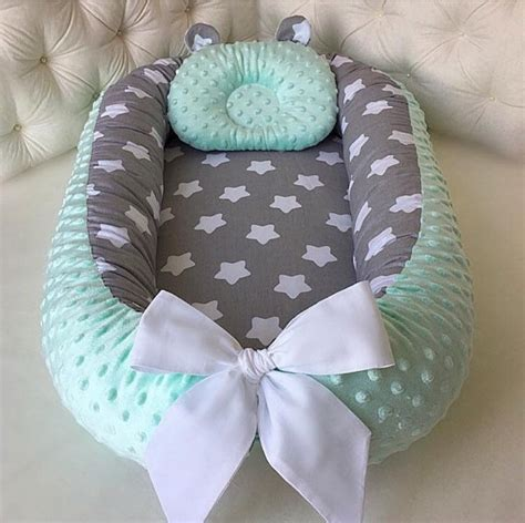 Baby Nest Bed Diy Decor
