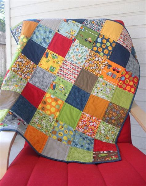 Baby Quilt Wall Hanger