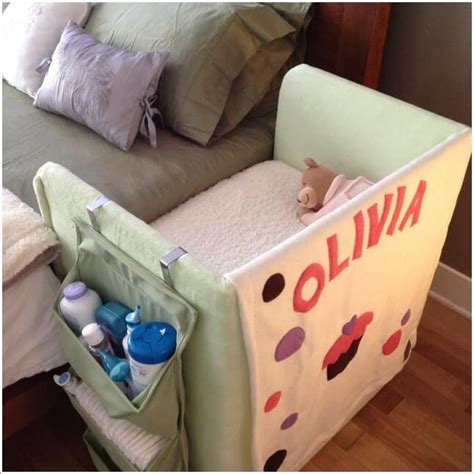 Baby Side Bed Diy Plans