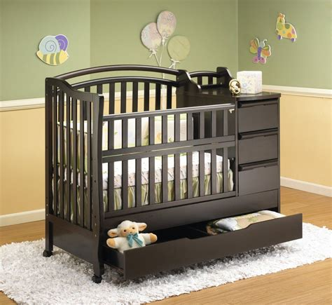Baby-Crib-Changing-Table-Combo-Plans