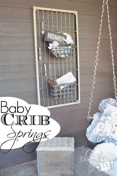 Baby-Crib-Spring-Diy