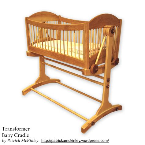 Baby-Crib-Woodworking-Patterns