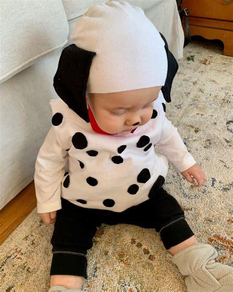 Baby-Dalmatian-Costume-Diy