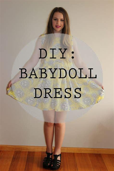 Baby-Doll-Dress-Diy