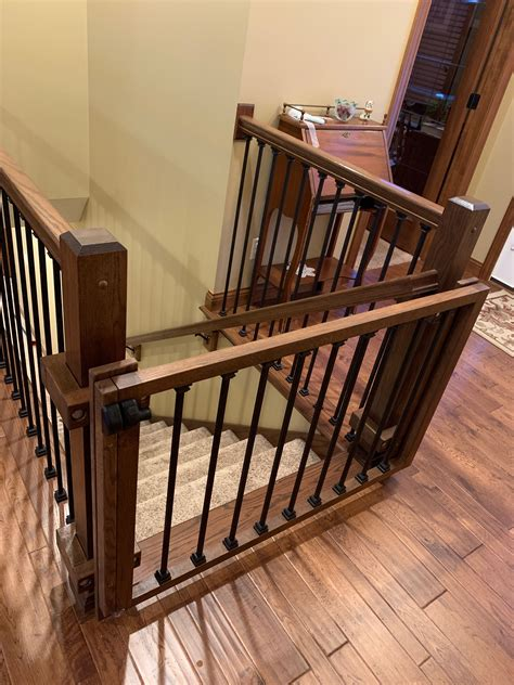 Baby-Gate-Woodworking-Plans