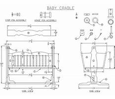 Best Baby cradle design plans