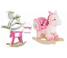Best Baby rocking horse with seat