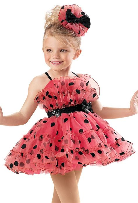 Babydoll Dress Dance Costume