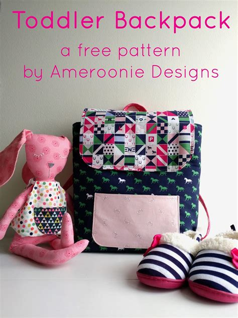 Backpack Diy Pattern