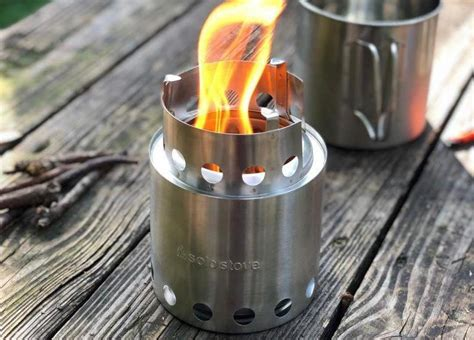 Backpacking Wood Burning Stove Diy Slime