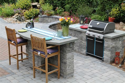 Backyard Bar And Grill Plans