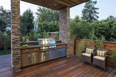 Backyard Barbeque Plans