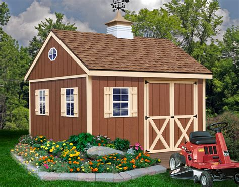 Backyard Barn Kits