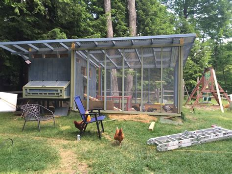 Backyard Chicken Coop Plans Cold Climate