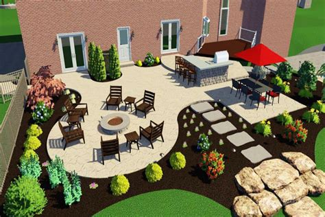 Backyard Design Plan Free Online