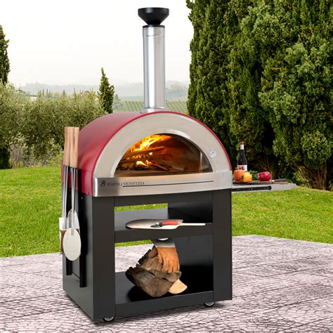 Backyard Wood Burning Pizza Oven