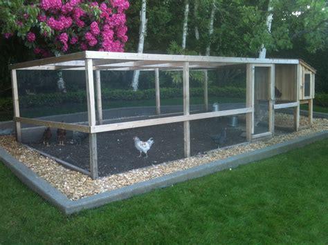 Backyard-Chicken-Run-Plans