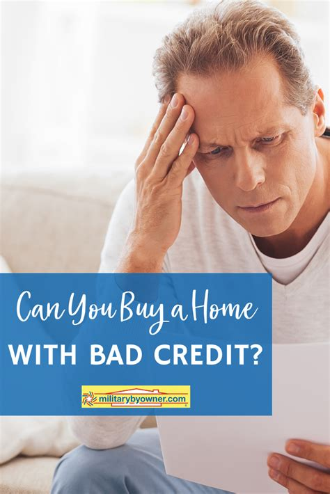 Bad Credit Home Buying Options