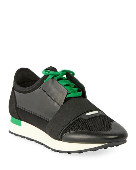 Balenciaga Race Sneakers Mens
