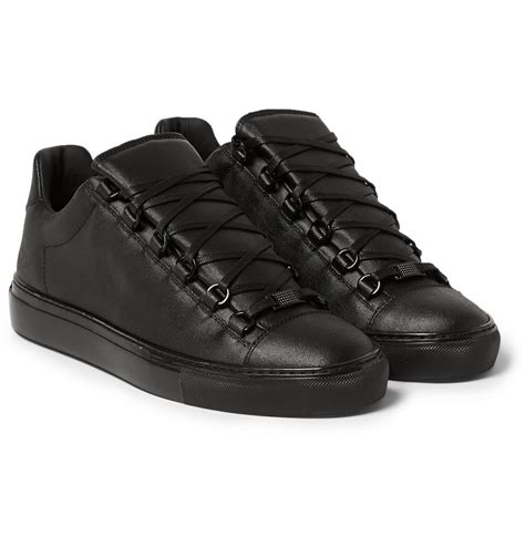Balenciaga Sneakers Black Low