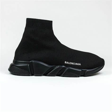 Balenciaga Sneakers Black Sock
