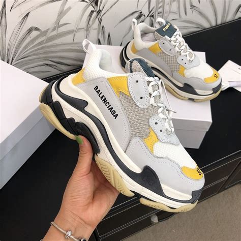 Balenciaga Sneakers Men 2012