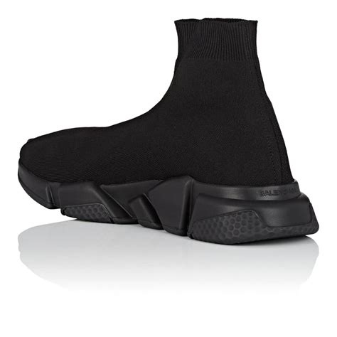 Balenciaga Speed Knit Sneakers Men& 39