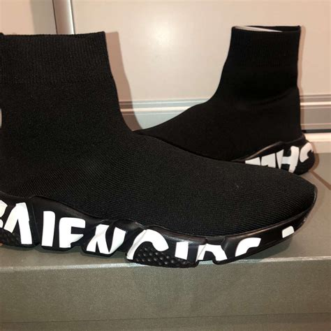 Balenciaga Speed Knit Sneakers Review