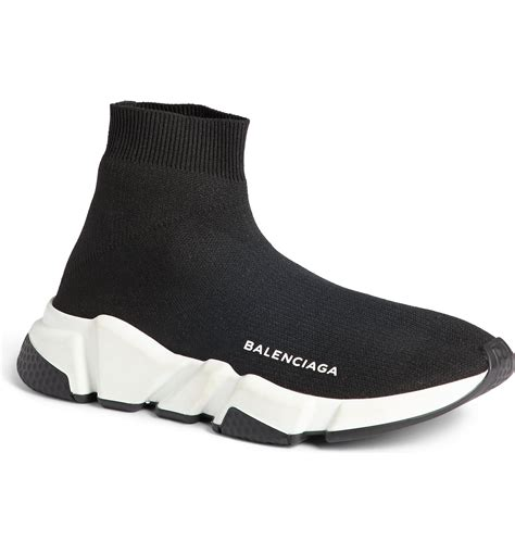Balenciaga Speed Knit Sneakers Womens