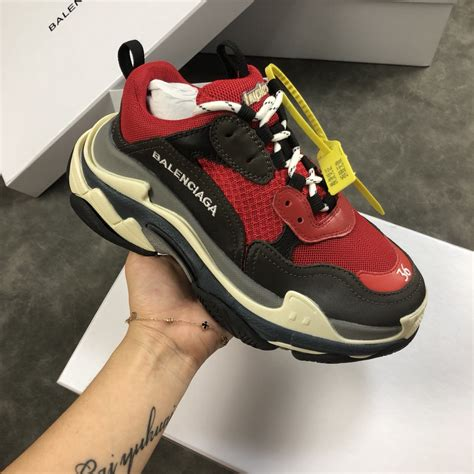 Balenciaga Womens Sneakers Cheap