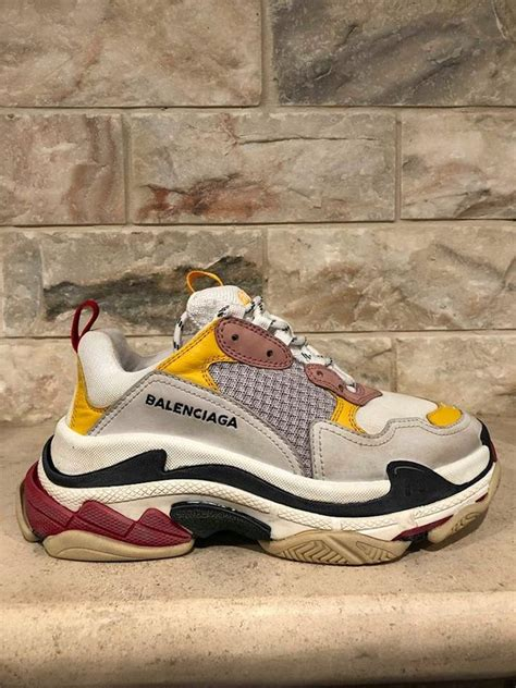 Balenciaga Womens Sneakers Selfridges