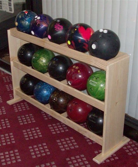 Ball Rack Diy
