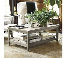 Best Ballard design morgan coffee table