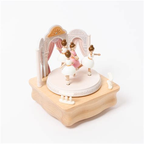 Ballerina Music Box Diy Pattern
