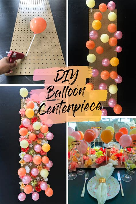 Balloon-Table-Decorations-Diy