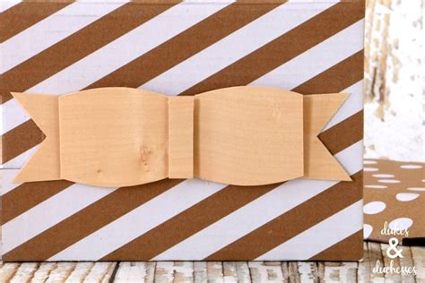 Balsa Wood Box Diy Gift