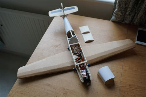 Balsa Wood Glider Diy School