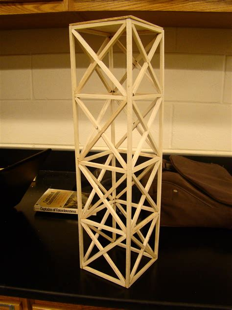 Balsa Wood Tower Project Best Designs