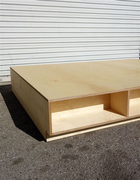 Baltic-Birch-Plywood-Diy-Platform-Bed