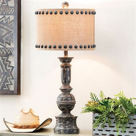 Baluster Table Lamp