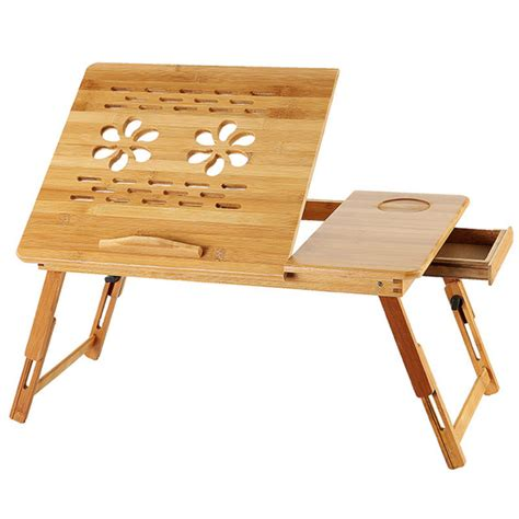 Bamboo Bed Desk Youtube
