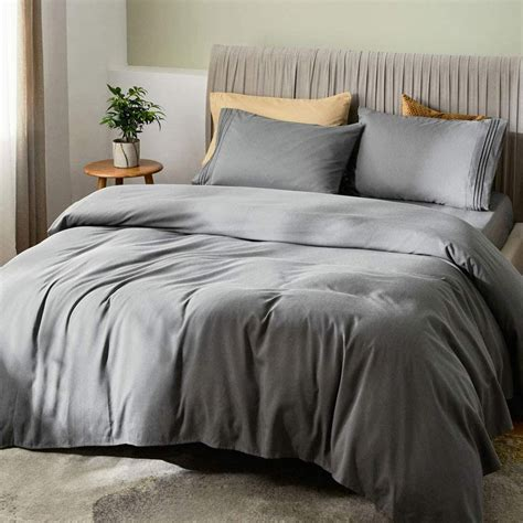 Bamboo Bedding For King Bed