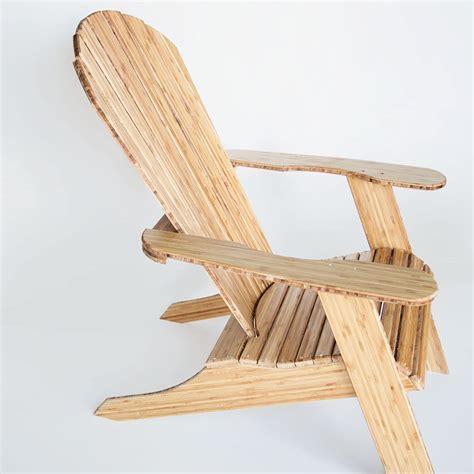 Bamboo-Adirondack-Chair