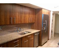 Best Bamboo cabinets home depot