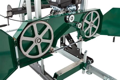 Band Saw Lumber Mill Parts List